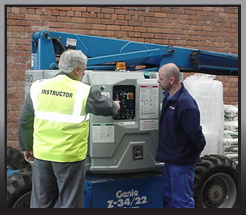 Fork Lift Repairs Sheffield